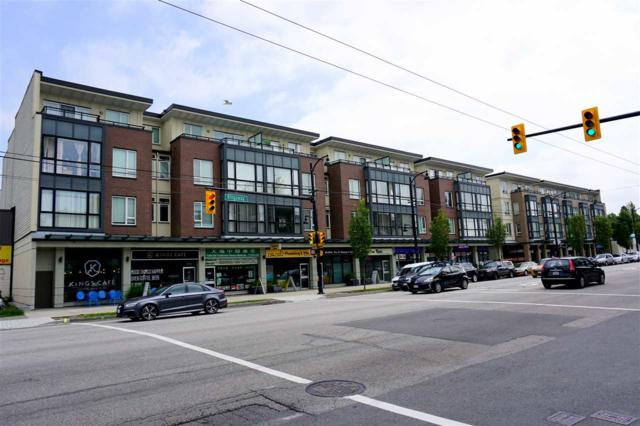 2239 Kingsway Avenue #309, Vancouver, BC V5N 0E5 (#R2380885) :: Royal LePage West Real Estate Services