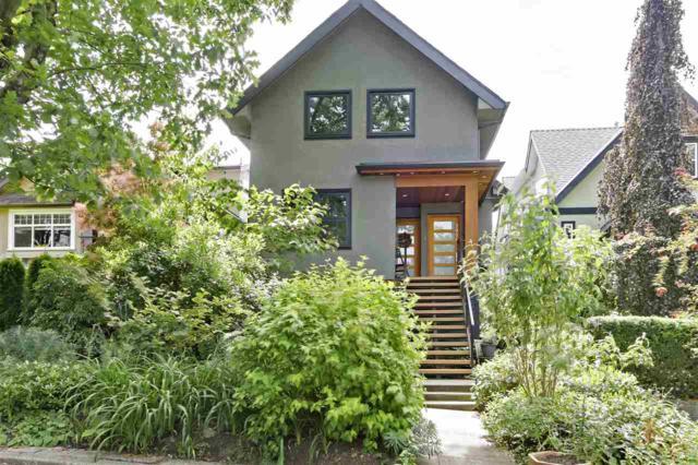 2056 E 2ND Avenue, Vancouver, BC V5N 1E7 (#R2380948) :: Royal LePage West Real Estate Services