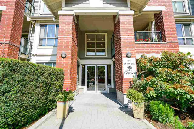 285 Ross Drive #208, New Westminster, BC V3L 0B9 (#R2380986) :: Royal LePage West Real Estate Services