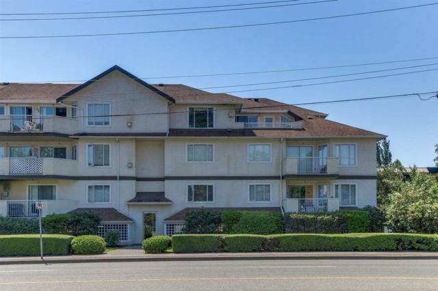 20064 56 Avenue #304, Langley, BC V3A 3Y4 (#R2381056) :: Royal LePage West Real Estate Services