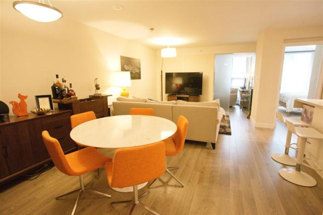 555 W 7TH Avenue #302, Vancouver, BC V5Z 1B4 (#R2381151) :: Royal LePage West Real Estate Services