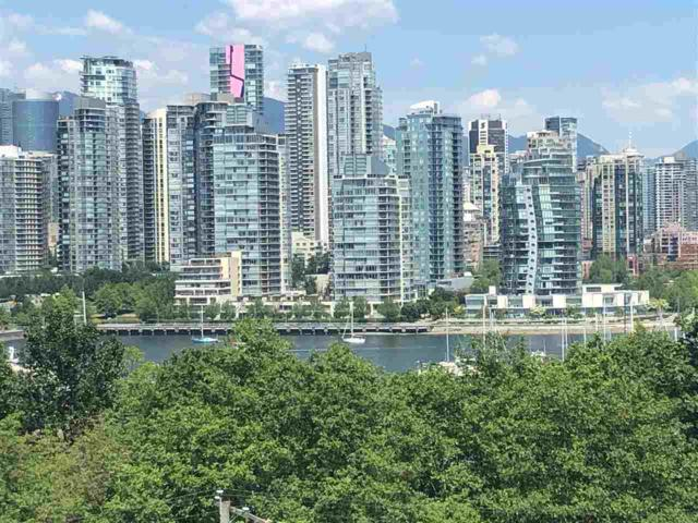 1235 W 7TH Avenue, Vancouver, BC V6H 1B7 (#R2381184) :: Royal LePage West Real Estate Services