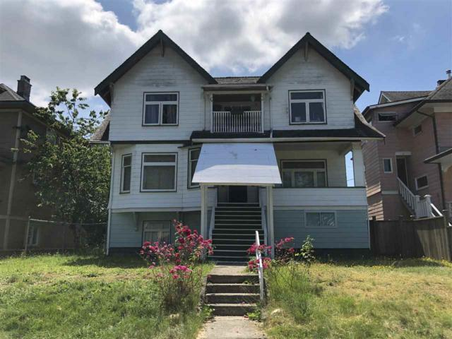 946 W 14TH Avenue, Vancouver, BC V5Z 1R4 (#R2381189) :: Royal LePage West Real Estate Services
