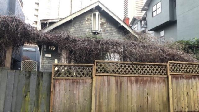 1511 Barclay Street, Vancouver, BC V6G 1J8 (#R2381210) :: Royal LePage West Real Estate Services