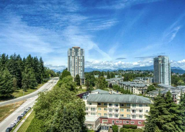 11 E Royal Avenue #1401, New Westminster, BC V3L 0A8 (#R2381229) :: Royal LePage West Real Estate Services