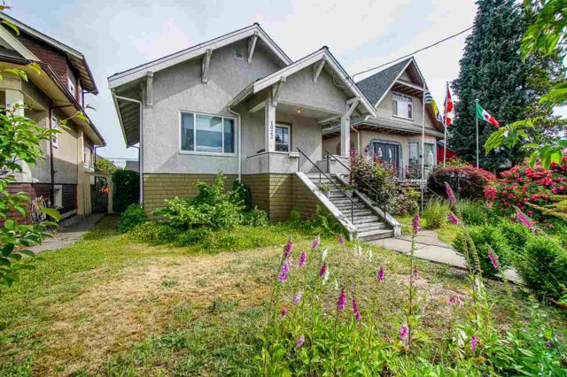 1022 Eighth Avenue, New Westminster, BC V3M 2R6 (#R2381242) :: Royal LePage West Real Estate Services