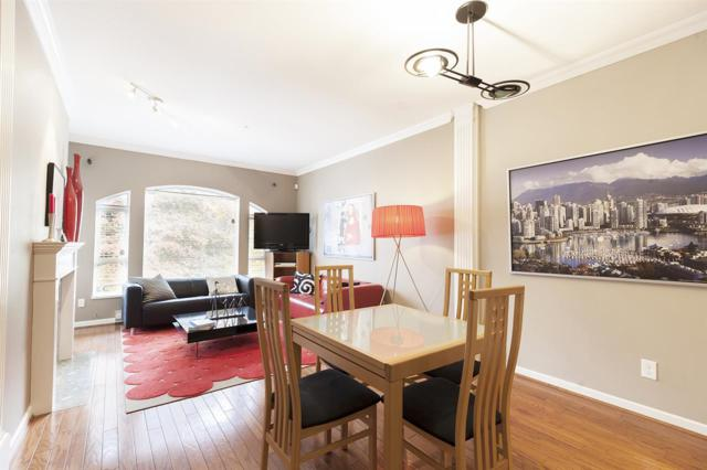 5262 Oakmount Crescent #511, Burnaby, BC V5H 4S1 (#R2381276) :: Royal LePage West Real Estate Services