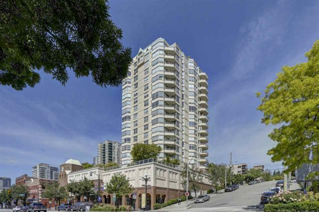 328 Clarkson Street #903, New Westminster, BC V3L 5S3 (#R2381297) :: Royal LePage West Real Estate Services