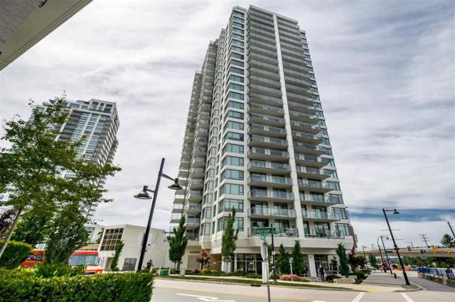 602 Como Lake Avenue #2802, Coquitlam, BC V3J 0G2 (#R2381310) :: Royal LePage West Real Estate Services