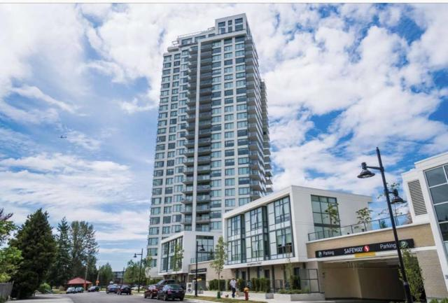 570 Emerson Street #2407, Coquitlam, BC V3J 0G3 (#R2381325) :: Royal LePage West Real Estate Services