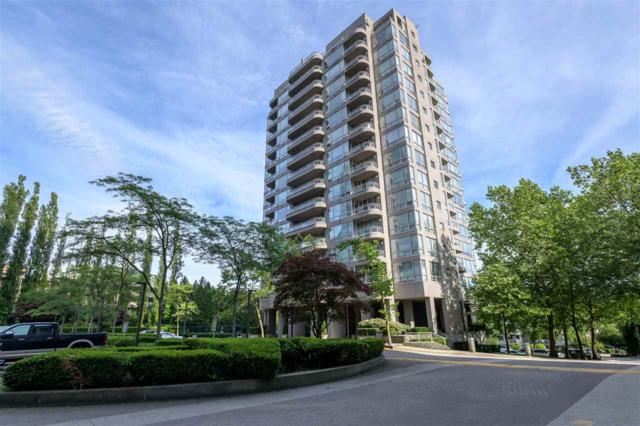 9623 Manchester Drive #603, Burnaby, BC V3N 4Y8 (#R2381331) :: RE/MAX City Realty