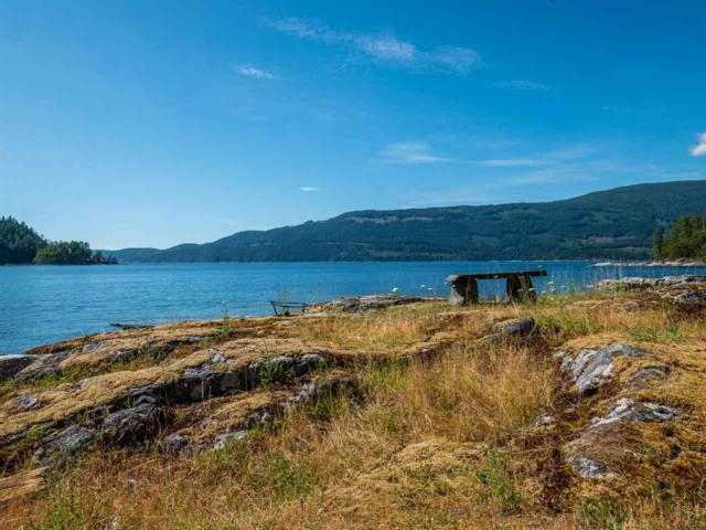 Lot 45 E Hardy Island, Pender Harbour, BC V0V 0V0 (#R2381356) :: Royal LePage West Real Estate Services