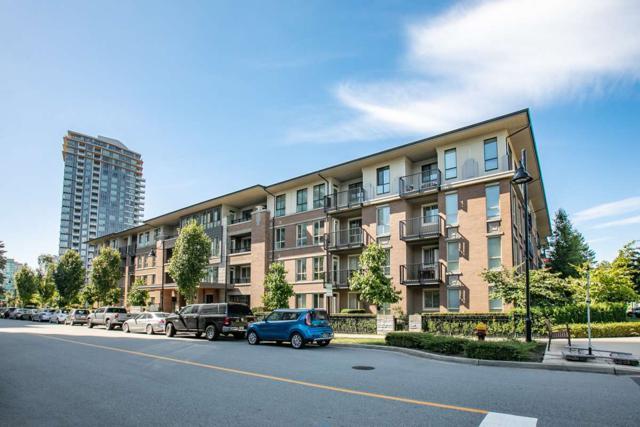3107 Windsor Gate #109, Coquitlam, BC V3B 0L1 (#R2381376) :: Royal LePage West Real Estate Services
