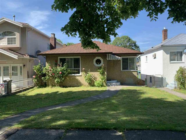 2155 E 28TH Avenue, Vancouver, BC V5N 2Y1 (#R2381378) :: Royal LePage West Real Estate Services