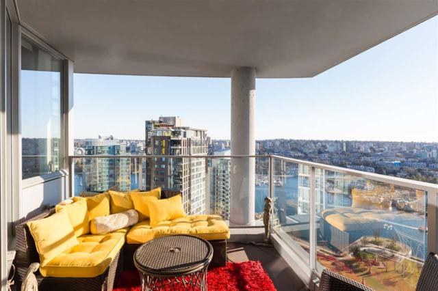1495 Richards Street #3502, Vancouver, BC V6Z 3E3 (#R2381405) :: Royal LePage West Real Estate Services