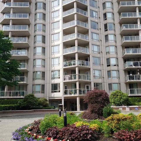 1199 Eastwood Street #607, Coquitlam, BC V3B 7W7 (#R2381406) :: Royal LePage West Real Estate Services