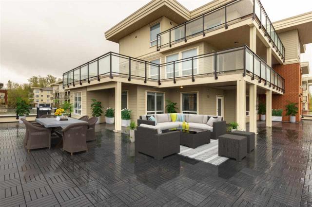 20211 66 Avenue F201, Langley, BC V2Y 0L4 (#R2381412) :: Royal LePage West Real Estate Services