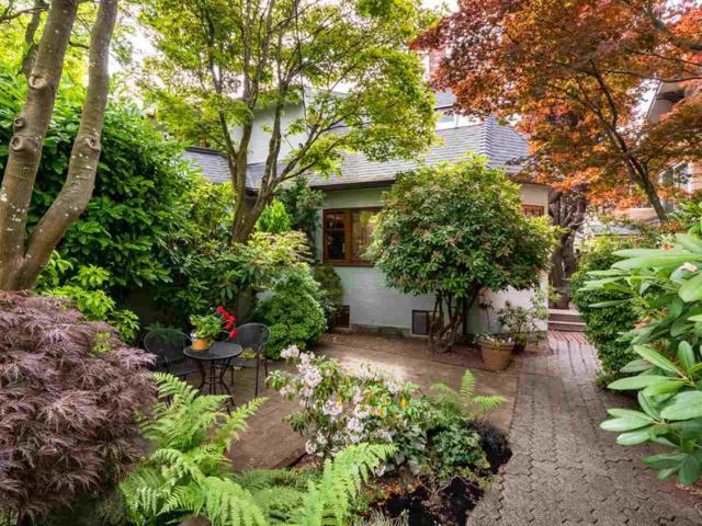 2740 W 1ST Avenue, Vancouver, BC V6K 1H3 (#R2381415) :: Royal LePage West Real Estate Services
