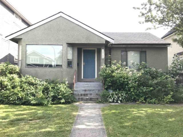 2848 W 23RD Avenue, Vancouver, BC V6L 1P3 (#R2381438) :: Royal LePage West Real Estate Services