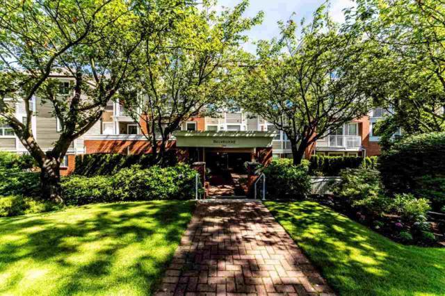 5280 Oakmount Crescent #305, Burnaby, BC V5H 4S1 (#R2381441) :: Royal LePage West Real Estate Services
