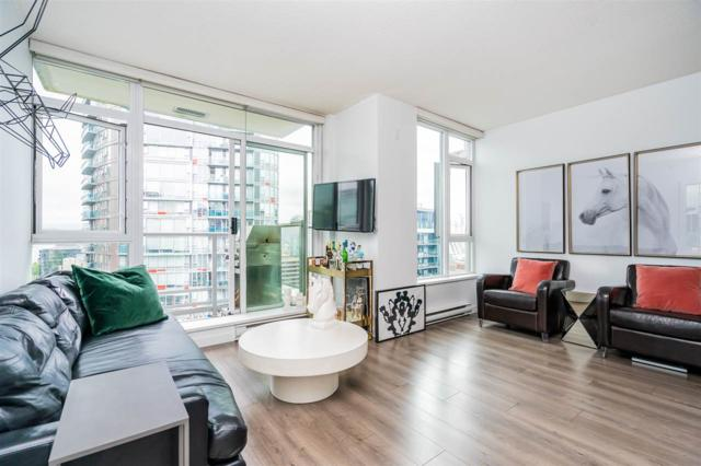 821 Cambie Street #1902, Vancouver, BC V6B 0E3 (#R2381480) :: Royal LePage West Real Estate Services