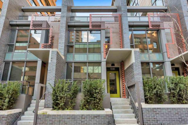 1141 Hornby Street, Vancouver, BC V6Z 1W1 (#R2381524) :: Royal LePage West Real Estate Services