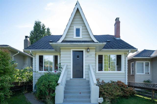 3055 Waterloo Street, Vancouver, BC V6R 3J7 (#R2381525) :: Royal LePage West Real Estate Services
