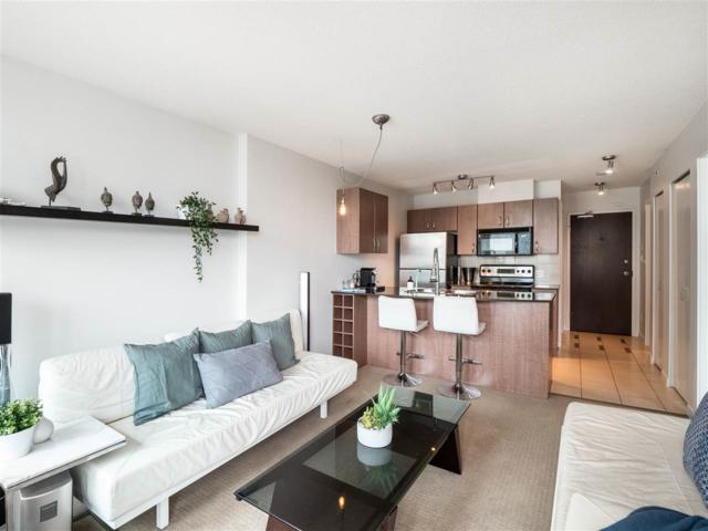 610 Granville Street #914, Vancouver, BC V6C 3T3 (#R2381582) :: Royal LePage West Real Estate Services