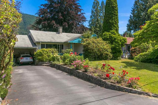 1056 Ruthina Avenue, North Vancouver, BC V7R 2E6 (#R2381585) :: Royal LePage West Real Estate Services