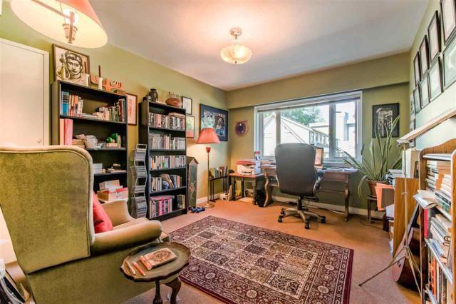 1595 W 14TH Avenue #102, Vancouver, BC V6J 2J1 (#R2381593) :: Royal LePage West Real Estate Services