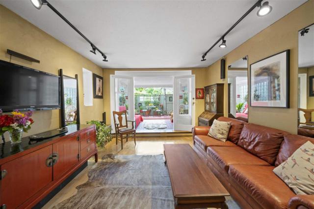 2540 W 2ND Avenue, Vancouver, BC V6K 1J8 (#R2381609) :: Royal LePage West Real Estate Services
