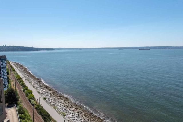 2280 Bellevue Avenue #1101, West Vancouver, BC V7V 1C6 (#R2381647) :: Royal LePage West Real Estate Services