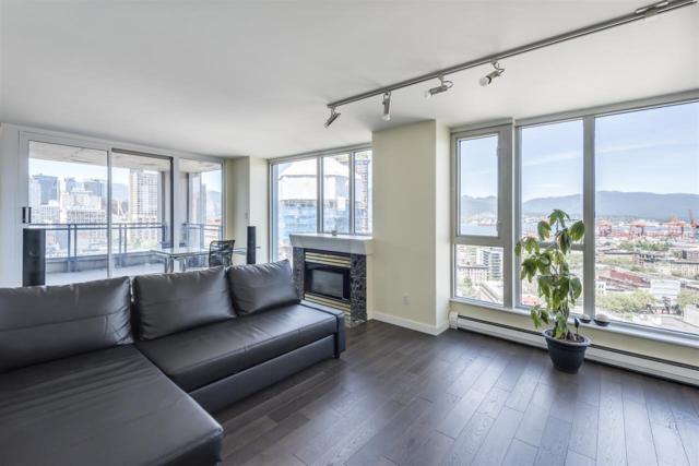 183 Keefer Place #2102, Vancouver, BC V6B 6B9 (#R2381751) :: Royal LePage West Real Estate Services