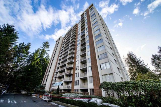 2004 Fullerton Avenue #906, North Vancouver, BC V7P 3G8 (#R2381788) :: Royal LePage West Real Estate Services