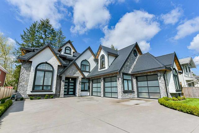 9021 149 Street, Surrey, BC V3R 3Z5 (#R2381800) :: Royal LePage West Real Estate Services