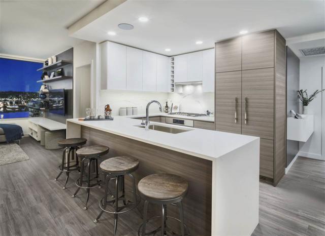 813 Carnarvon Street #1607, New Westminster, BC V3M 1E9 (#R2381819) :: Royal LePage West Real Estate Services