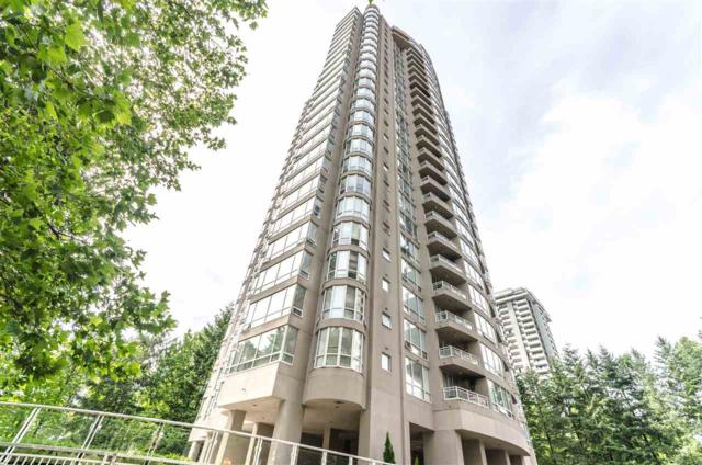 9603 Manchester Drive #2406, Burnaby, BC V3N 4Y7 (#R2381882) :: RE/MAX City Realty