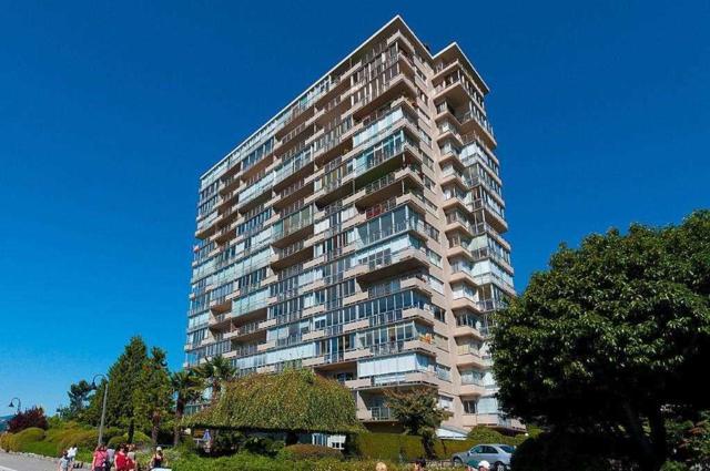 150 24TH Street #702, West Vancouver, BC V7V 4G8 (#R2381991) :: Royal LePage West Real Estate Services