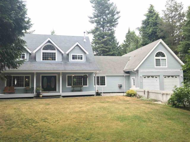 8006 Cooper Road, Halfmoon Bay, BC V0N 1Y1 (#R2382004) :: Royal LePage West Real Estate Services