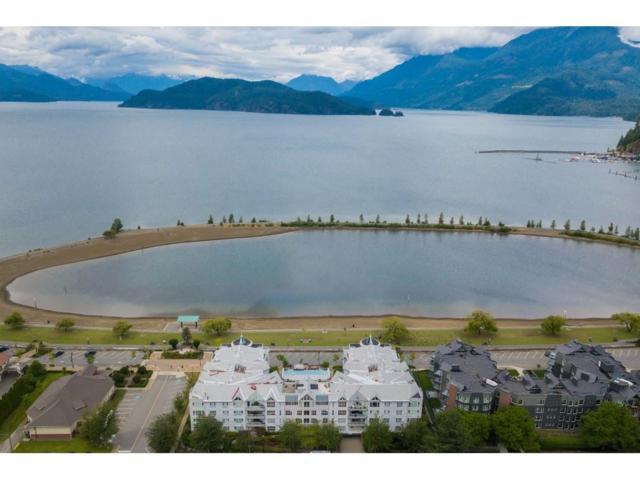 328 Esplanade Avenue #313, Harrison Hot Springs, BC V0M 1K0 (#R2384982) :: Vancouver Real Estate