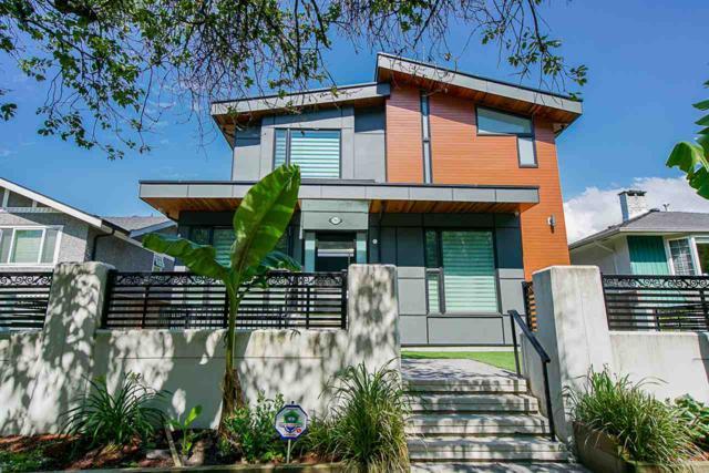 7569 Vivian Drive, Vancouver, BC V5S 2V5 (#R2384993) :: Royal LePage West Real Estate Services