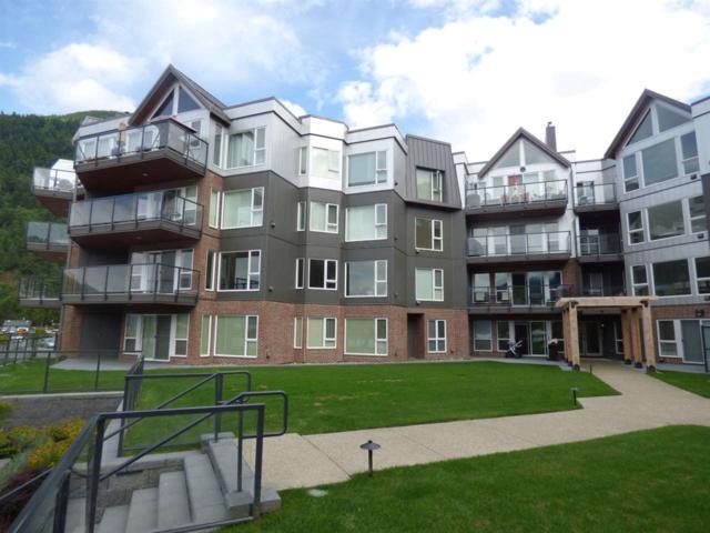 378 Esplanade Avenue #221, Harrison Hot Springs, BC V0M 1A3 (#R2385276) :: Vancouver Real Estate