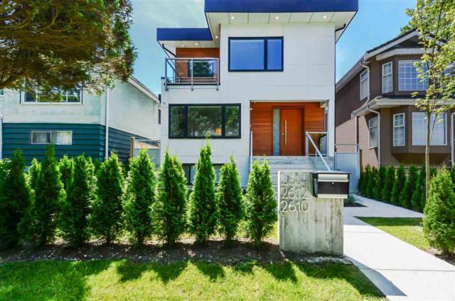 2614 E 18TH Avenue, Vancouver, BC V5M 2P7 (#R2385568) :: Vancouver Real Estate
