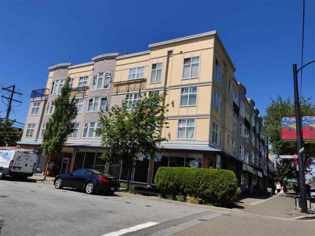 1503 W 65TH Avenue #308, Vancouver, BC V6P 6Y8 (#R2386121) :: Royal LePage West Real Estate Services