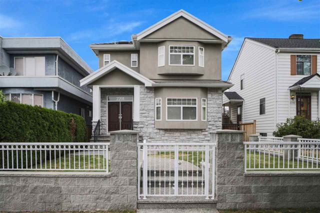 2291 Upland Drive, Vancouver, BC V5P 2E4 (#R2386681) :: Royal LePage West Real Estate Services