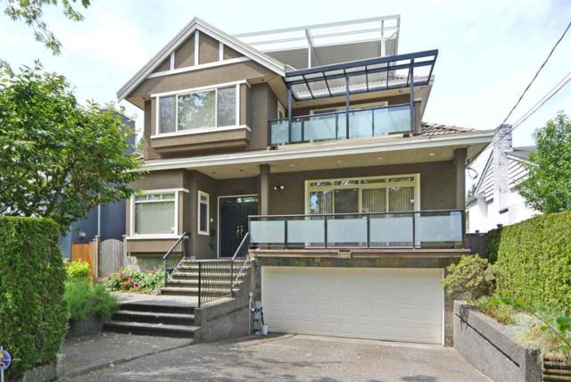 4889 Trafalgar Street, Vancouver, BC V6L 2N1 (#R2387907) :: Aedis Realty