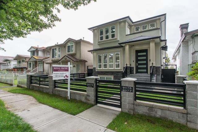2073 E 27TH Avenue, Vancouver, BC V5N 2W7 (#R2387927) :: Royal LePage West Real Estate Services