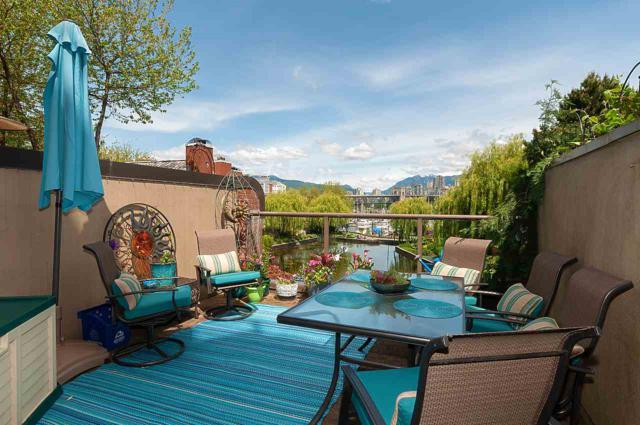 1515 W 2ND Avenue #207, Vancouver, BC V6J 5C5 (#R2388364) :: Vancouver Real Estate