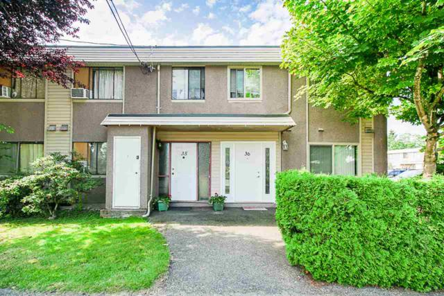27090 32 Avenue #36, Langley, BC V4W 3T7 (#R2388557) :: Vancouver Real Estate