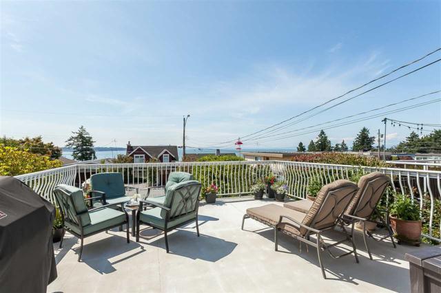 14757 Thrift Avenue, White Rock, BC V4B 2J4 (#R2388838) :: Royal LePage West Real Estate Services